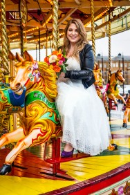 Rock and Roll Wedding, Gloucester Docks- Image by Natalie Jolley For SJP Bridal 25 wm