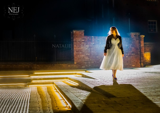 Rock and Roll Wedding, Gloucester Docks- Image by Natalie Jolley For SJP Bridal 27 wm